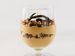 Coffee Hazelnut Parfait