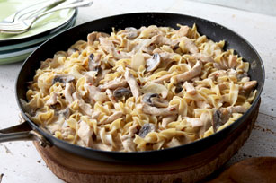 One-Pan Creamy Chicken-Chipotle Pasta