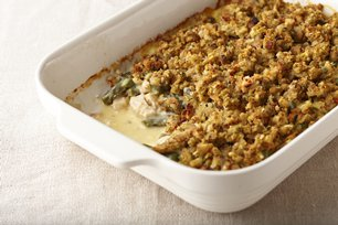 Chicken and Green Bean Bake Image 1