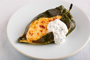 Oven-Baked Chiles Rellenos Image 1