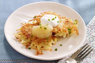 Classic Potato Latkes