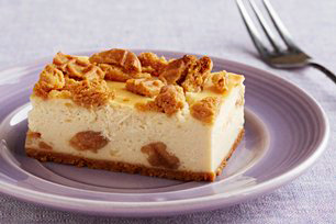 Peanut Butter Cookie Cheesecake Image 1