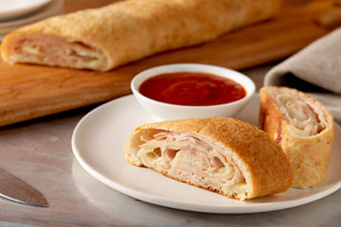 Pizza Roll-Ups with Dipping Sauce Image 1