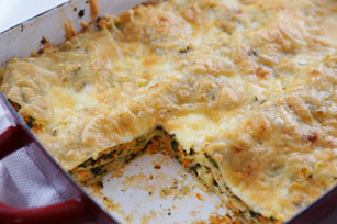 Creamy Veggie Lasagna Image 1
