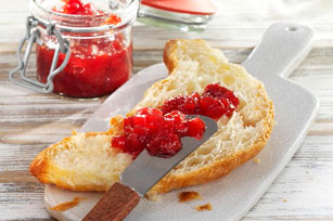No-Cook Strawberry Jam Image 1