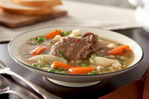 Hearty Meat and Vegetable Soup