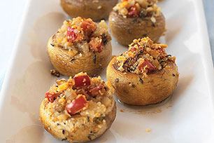 The Ultimate Stuffed Mushroom