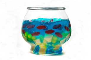 Fish Bowl Cake Image 1