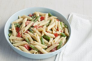 Fresh Green Bean Pasta Salad
