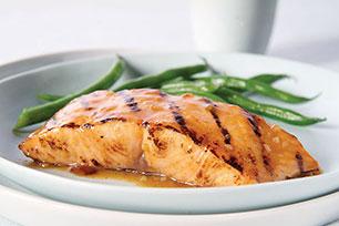 GREY POUPON-Maple Salmon