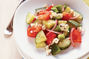 easy-greek-tomato-cucumber-salad-92091 Image 1