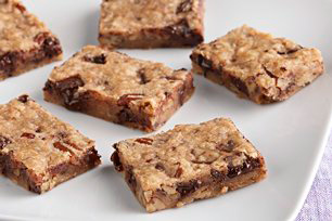 Easy Chocolate Chip Bars Image 1