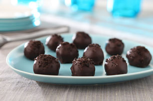 Easy OREO Cookie Truffles