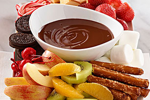 Chocolate Lover's Fondue