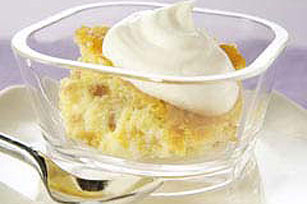 All-Time Favorite Puff Pudding