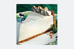 Almond Cheesecake Image 1