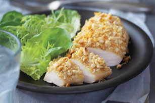 Dijon-Almond Chicken Recipe Image 1