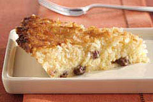 Amazing Coconut Pie Image 1