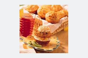 Ambrosia Muffin Cakes