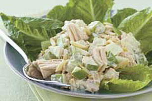 Apple Almond Tuna Salad Image 1