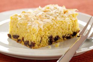 Arequipa Raisin Cake
