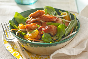 Asian Chicken SIZZLING SALADS