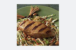 Asian Chicken with Peanut Slaw Image 1