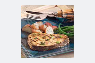 Asian Grilled Halibut Image 1