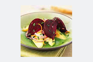 Avocado and Beet Salad Image 1