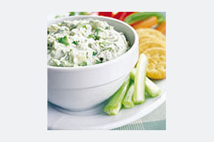 Avocado and Cilantro Dip Image 1
