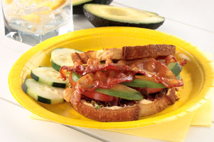 Awesome Avocado BLT Image 1