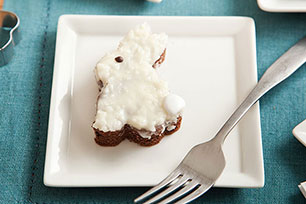 BAKER'S® Bunny Brownies