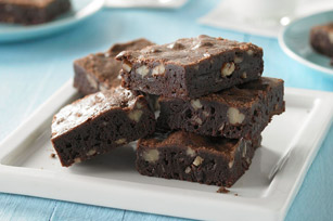 BAKER'S ONE BOWL Brownies Image 1