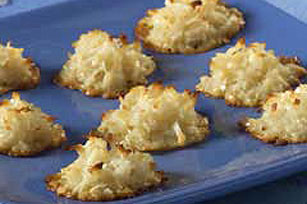 BAKER'S ONE BOWL Macaroons Recipe Image 1