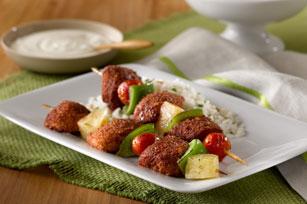 BBQ Chicken Kabobs Image 1
