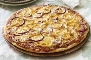 BBQ Chicken Pizzeria Pizza