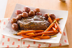Tangy Oven Pot Roast