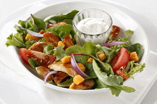 BBQ Ranch Chicken Salad Image 1