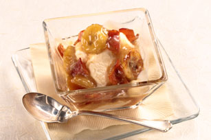 Bacon| Banana & Caramel Topping