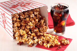 Bacon-Caramel Corn