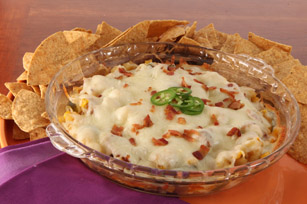 Bacon-Jalapeño Cheese Dip