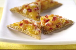 Bacon-Cheddar Appetizers