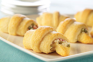Bacon Crescent Bites