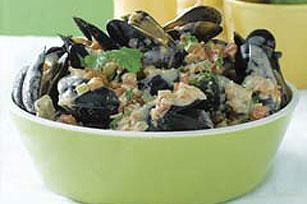 Bahia-Style Mussels Image 1