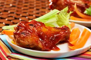 Baja Buffalo Chicken Wings