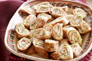 Baked Mexican Pinwheels