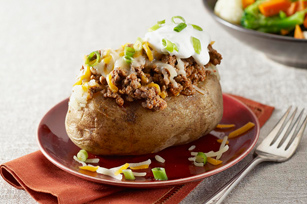 Baked Potato Tacos