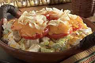 Baked Chicken Salad Image 1