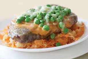 Baked Enchilada Pork Steaks Recipe Image 1