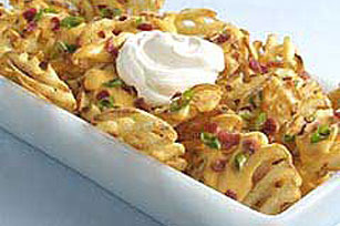 Baked Potato Fries Image 1